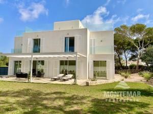 Villa de nueva construcción con vistas al mar en Cala d'Or/Cala Serena