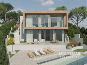 Proyecto de nueva construcción en Costa de la Calma