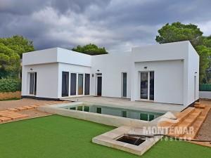 Cala Pi - Chalet de nueva construcción de diseño minimalista