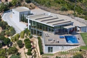 Palma -  Son Vida - Villa de diseño en ubicación excelente