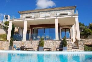 Villa de lujo con vistas al mar Sol de Mallorca