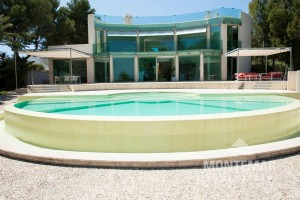 Villa de lujo moderna en Sol de Mallorca
