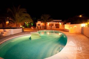 Villa en zona tranquila a la venta - Cala Murada