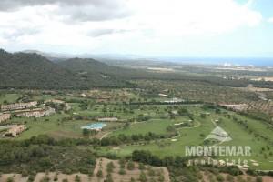 S'Horta - Solar junto al campo de golf de Vall D'Or