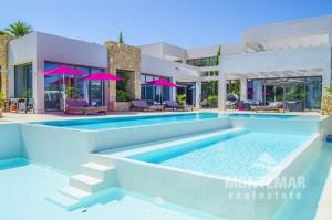 Sol de Mallorca - Villa moderna impresionante a la venta