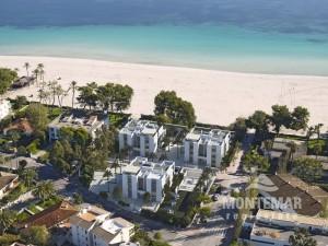 Alcudia - apartamentos de lujo en la playa