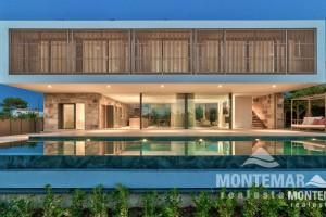 Excepcional villa con vistas al mar y a la montaña - Santa Ponsa