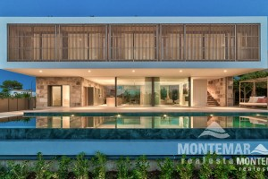 Villa moderna con vistas al mar - Santa Ponsa