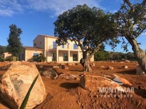 Nuevo proyecto Son Punta entre Alqueria Blanca y Santanyi