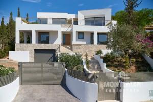 Villa nueva con vista al mar en Costa d'en Blanes