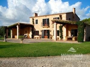 Montuiri - Villa en bonitos alrededores