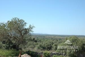 Santanyi - solar con vistas hasta Cabrera y proyecto