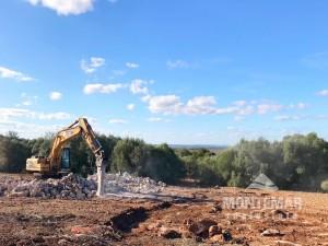 Proyecto de nueva construcción en Santanyí