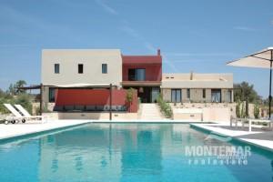 Mallorca Finca moderna con vistas a Ses Salines