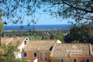 Apartment con vistas al mar en Golf Vall D'Or