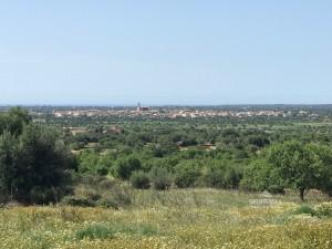 Solar con vistas a Cabrera - Santanyi