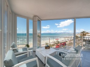 Palma - Apartamento de lujo en primera línea de mar