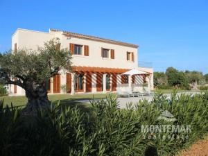 Alqueria Blanca - Elegante casa de campo de nueva construcción con vistas panorámicas