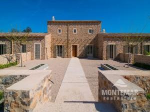 Santanyí - Hermosa propiedad con proyecto de construcción aprobado