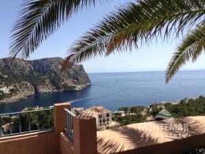 Villa con vistas al mar en Port Andratx en venta