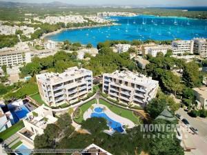 Apartamentos exclusivos en Portocolom en venta