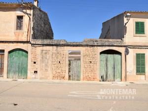 Terreno urbano en el corazón de Santanyí