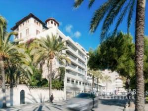 Palma/Paseo Marítimo - Apartamento lujoso de diseño contemporáneo y con las vistas más espectaculares