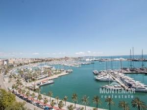 Palma/Paseo Marítimo - Apartamento de lujo en el paseo marítimo