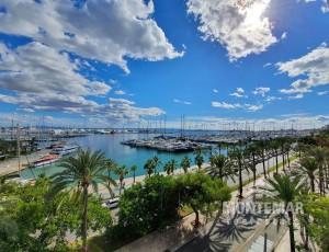 Palma/Paseo Marítimo - Exclusivo apartamento en primera línea de mar