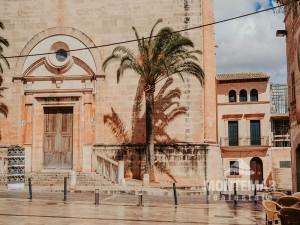 Terreno con proyecto de construcción aprobado en Santanyí