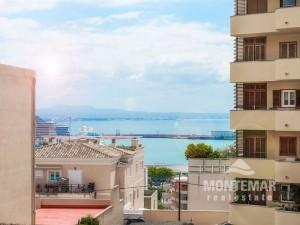 Palma/Bonanova - Bonito apartamento con vista parcial al mar