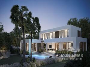 Santa Ponsa/Nova Santa Ponsa - Impresionante villa de nuevo diseño