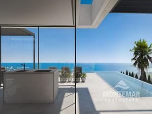 Costa d'en Blanes - Terreno edificable con proyecto presentado y excelentes vistas al mar