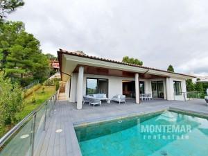 Palma/Son Vida - Villa moderna en venta