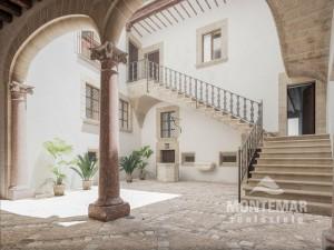 Palma/Centre - Elegante apartamento en una mansión del siglo XVI