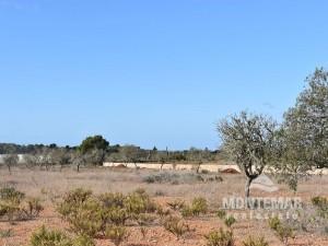 Terreno de construcción con proyecto aprobado en el Cap de Ses Salines