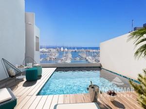 Palma/Son Armadams - Apartamentos/Áticos en el centro y con hermosas vistas