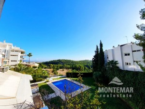 Palma/Génova - Hermoso apartamento con vistas a Palma y al Castillo de Bellver