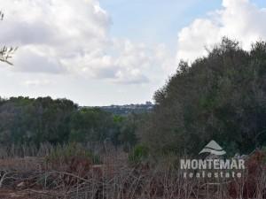 Terreno con vista y permiso de construcción existente en Alquería Blanca