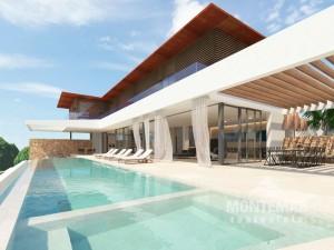 Cala Vinyes - Nuevo proyecto de construcción con vista al mar