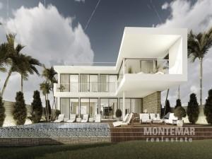 Cala Vinyes - Nuevo proyecto con vista al mar y un diseño extraordinario