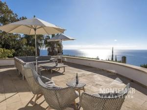 Santa Ponsa - Amplia villa en la mejor ubicación con vistas al mar y licencia de alquiler de vacaciones