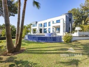 Cala Vinyes - Villa de diseño con vistas al mar