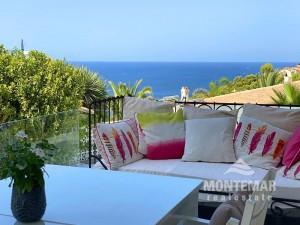 Costa de la Calma - Se vende villa moderna con vistas al mar
