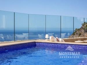 Port d'Andratx/Cala Llamp - Casa adosada de lujo en un complejo exclusivo