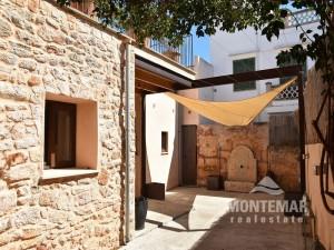Encantadora casa de pueblo modernizada en el corazón de Santanyí