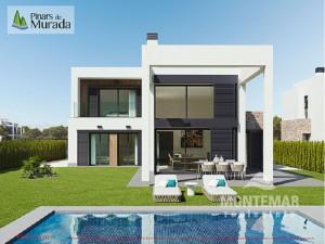 Cala Murada - Villas de nueva construcción en la mejor ubicación