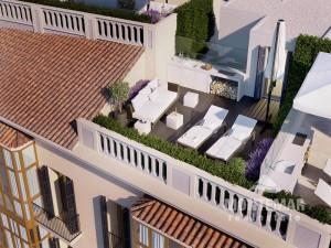 Palma/Ciudad Vieja - Ático dúplex en el corazón de Palma de Mallorca