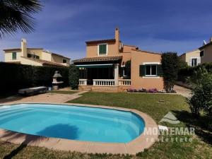 Sa Ràpita - Precioso chalet con piscina en venta