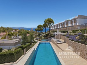 Cala Vinyes - Villas de nueva construcción con vistas al mar